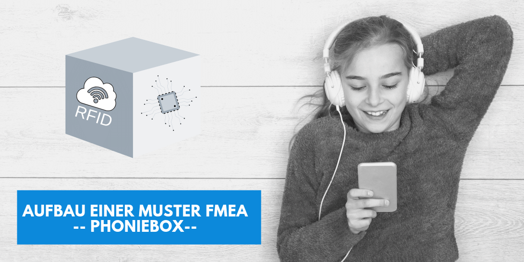 Muster FMEA: Phoniebox – RFID/NFC Musikplayer für Kinder