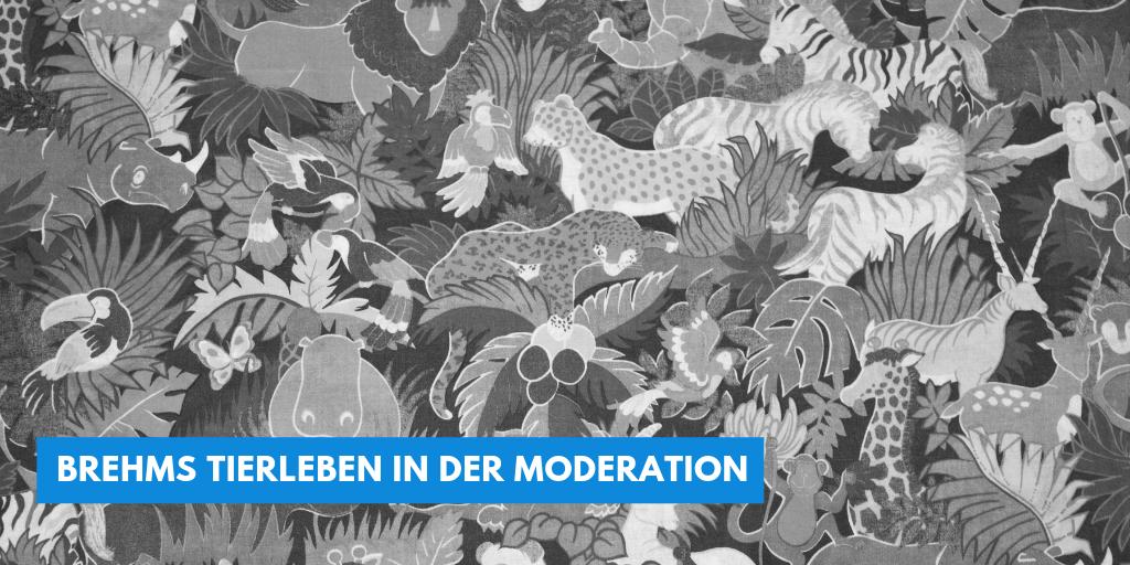 Brehms Tierleben in der FMEA Moderation