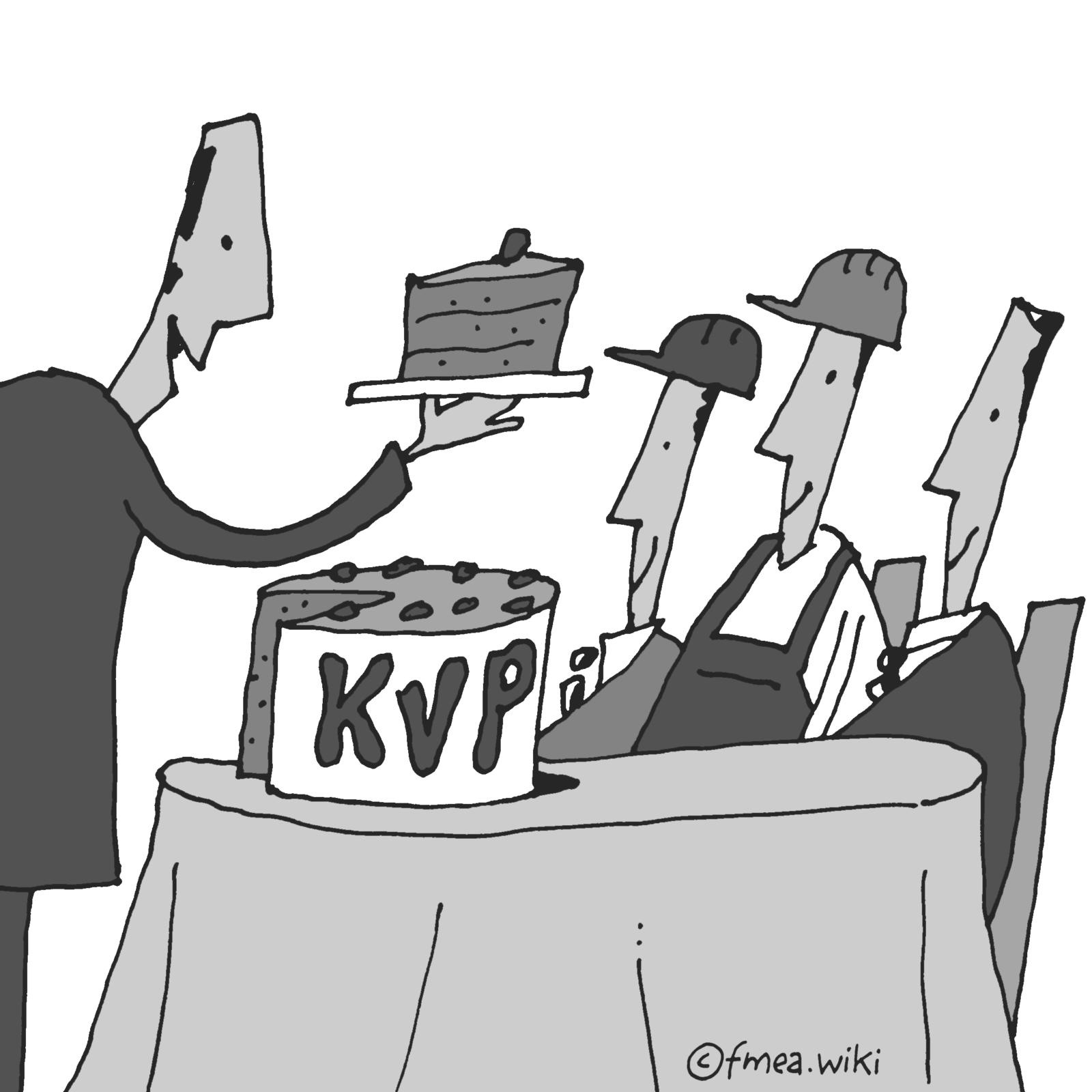 KVP Bewusstsein