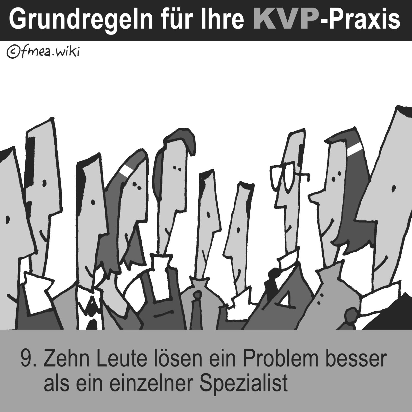 KVP Grundregeln9