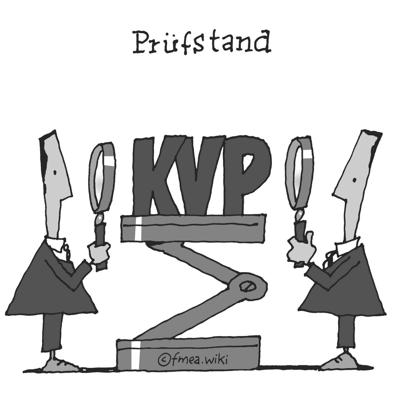 KVP Prüfstand