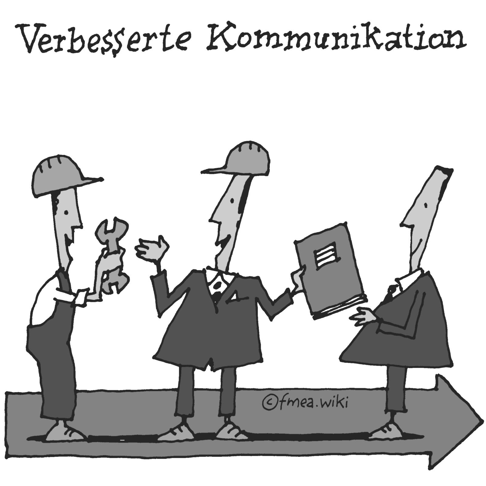 KVP kommunizieren