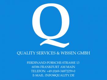 Quality Services & Wissen GmbH – quality.de