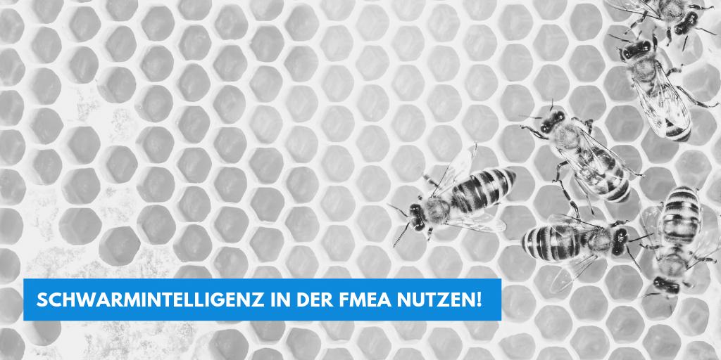 Schwarmintelligenz in der FMEA nutzen!