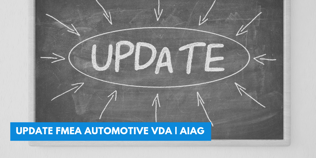 Update FMEA Automotive VDA | AIAG |  Seminar | Schulung